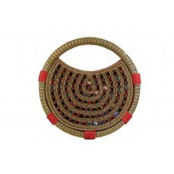 Bolso Fiesta Circular Sitara