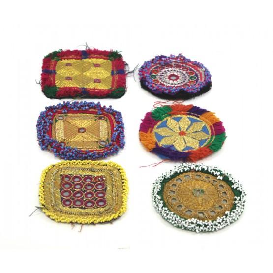 Parches Vintage Sitara