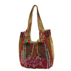 Bolso Boho Shopping