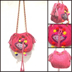 Bolso Crochet Sitara