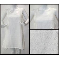 Vestido Blanco Sitara