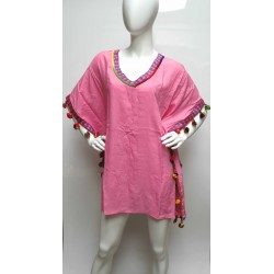 Vestido Cover up Playa